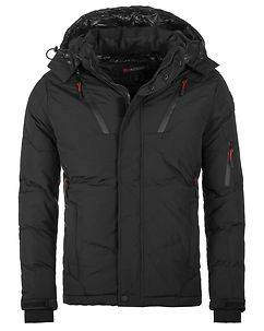Geographical Norway Blydex Winter Jacket Black