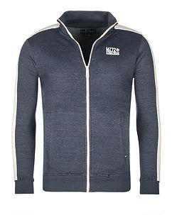 MZ72 Brand Jouls Sweater Navy Melange