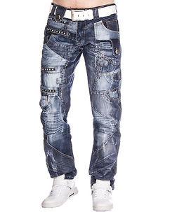 Kosmo Lupo KM-001 Jeans Denim Blue