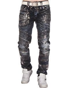 Cipo & Baxx CD334 Jeans Dark Denim
