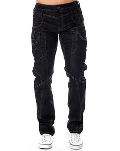 Cipo & Baxx CD179 Jeans Black