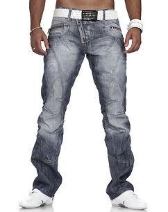 Cipo & Baxx C-751 Jeans Denim Blue