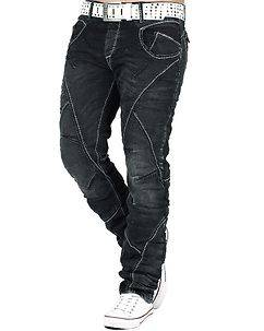 Cipo & Baxx CD288 Jeans Black