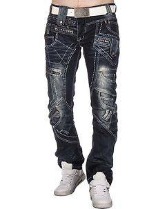 Japrag JR-3144 Jeans Dark Denim
