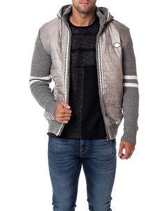 Cipo & Baxx CP126 Jacket Grey