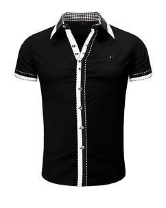 Carisma Bernard T-Shirt Black