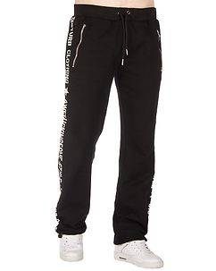 Disturb Clothing Awefuckingsome Sweat Pants Black