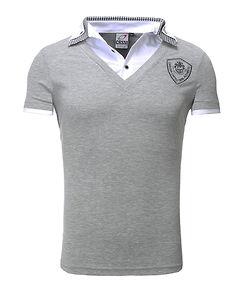 Carisma Brodie T-Shirt Grey