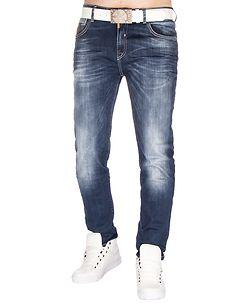 Cipo & Baxx CD389 Jeans Denim Blue