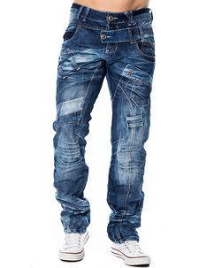 Kosmo Lupo KM-030 Jeans Denim Blue