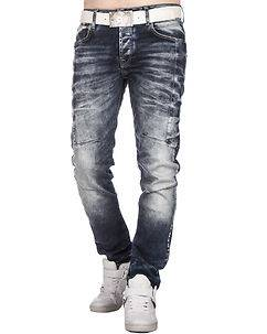 Cipo & Baxx CD286 Jeans Dark Denim