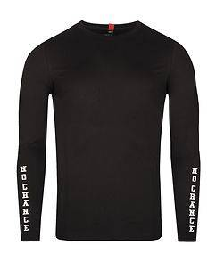 Disturb Clothing No Chance Longsleeve Black