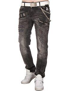 Cipo & Baxx CD396 Jeans Black