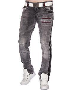 Rusty Neal Nelson Jeans Dark Grey