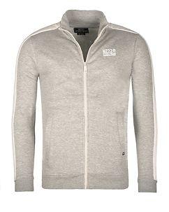 MZ72 Brand Jouls Sweater Grey Melange