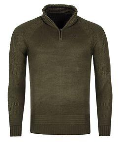 MZ72 Brand Secure Knit Khaki Green