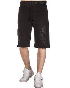 Disturb Clothing Throwing Athletic Shorts Black/Anthra