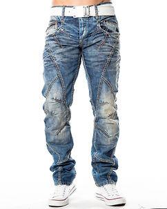 Cipo & Baxx C-894 Jeans Denim Blue