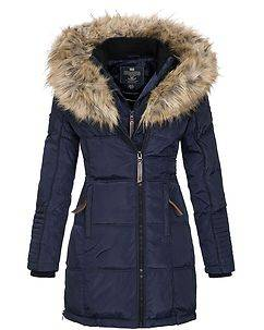 Geographical Norway Beautiful Parka Navy