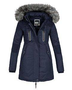 Geographical Norway Corall Parka Navy