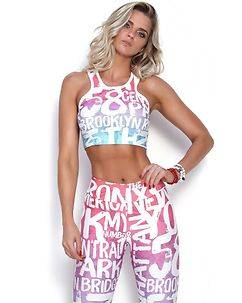 Rock Code Fit Top Madison