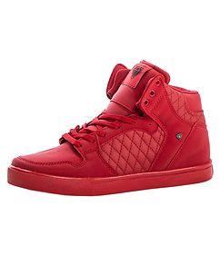 CASH MONEY Gadwal Sneakers Jailor Red