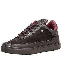 CASH MONEY Micks Sneakers Black/Bordeaux