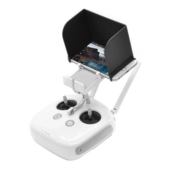 Näytönsuoja DJI Phantom 3 / 4 & Inspire & Mavic Pro -  12.1cm - 12.8cm pitkille matkapuhelimille
