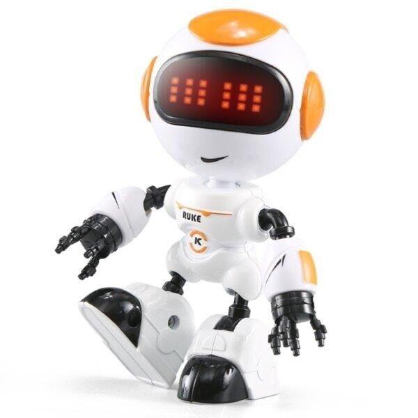 Radio-ohjattava  lelu robotti touch antureilla ja Led-valoilla