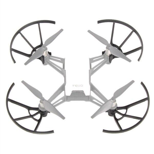 Potkurisuoja DJI TELLO Drone 4-pakkaus Musta
