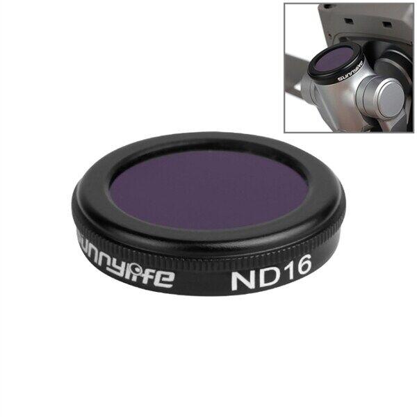 Sunnylife Objektiivi suodin ND16 DJI Mavic 2 Pro / Zoom
