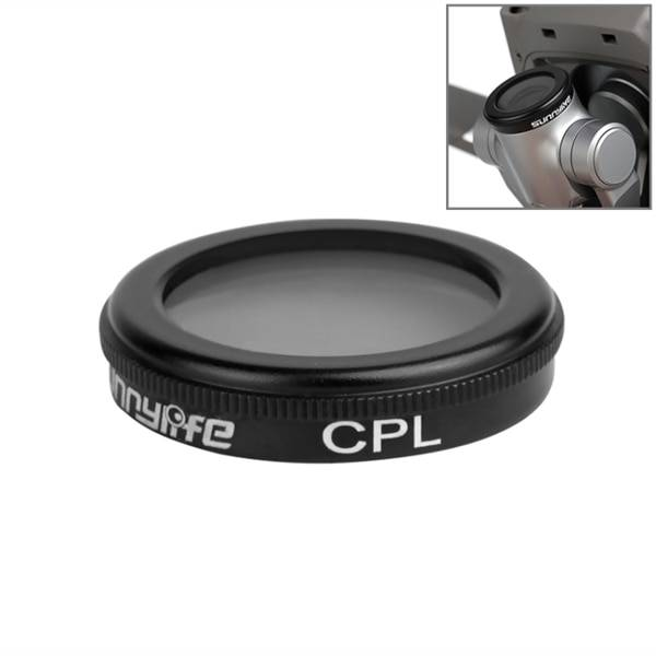 Sunnylife Objektiivi suodin CPL DJI Mavic 2 Pro / Zoom