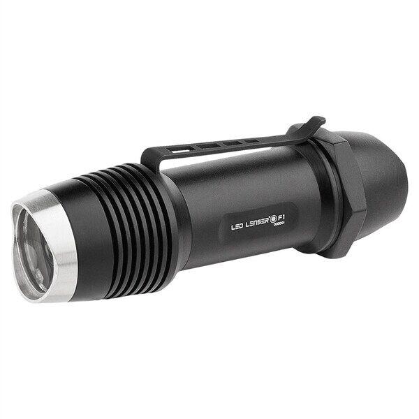 Led Lenser F1 Ficklampa