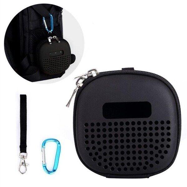 Bose Suojalaukku sinun BOSE Soundlink-kaiuttimelle, jossa on kahva ja solki