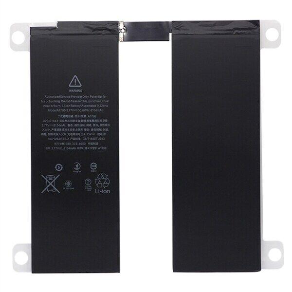 24hshop Akku iPad Pro 10.5 A1709 A1798 A1852