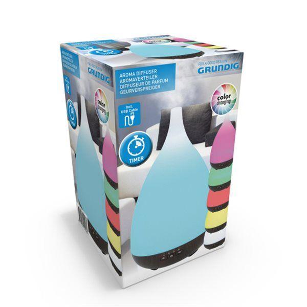 24hshop Grundig Diffuser RGB USB