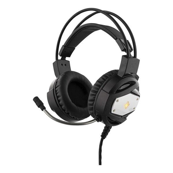 Deltaco Gaming Headset - Orange LED