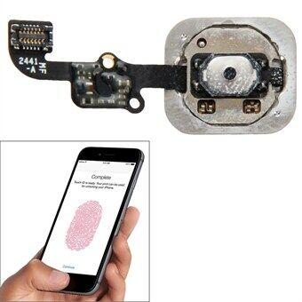 Apple Flex-kaapeli kotinäppäin iPhone 6 Plus (Hopea)