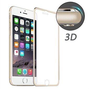 Apple Karkaistu Lasisuoja iPhone 8 Plus / 7 Plus Kulta