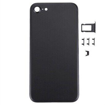 Apple Täydellinen vaihtokuori iPhone 7 - Musta väri