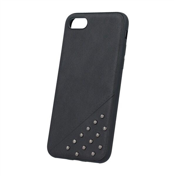 Apple Beeyo Matkapuhelimen kuori niiteillä iPhone 7 Plus / iPhone 8 Plus Musta