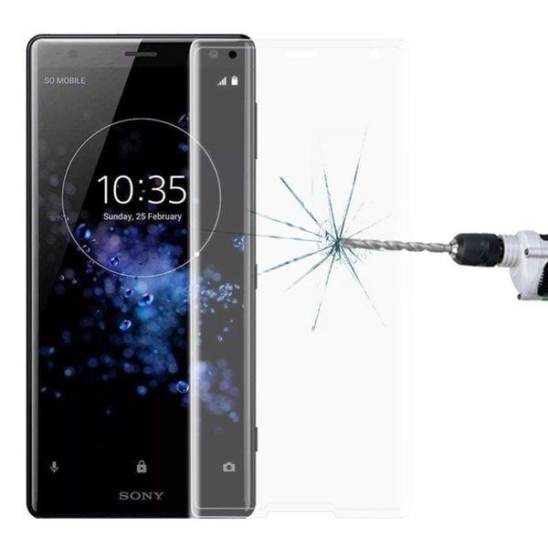 Sony Näytönsuoja karkaistua lasia  Sony Xperia XZ2 Compact