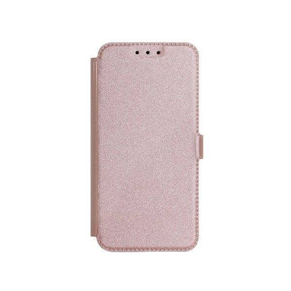 Apple Flip Kotelo/ Smart Pocket iPhone 5 /5S - Rose Gold
