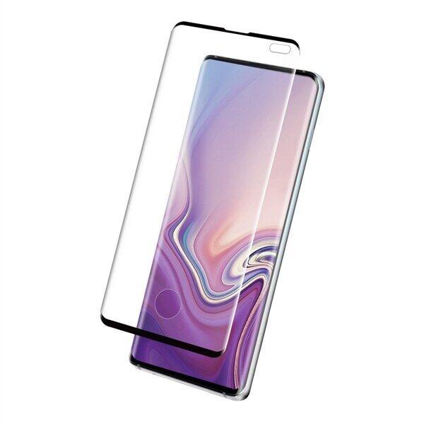 24hshop Eiger 3D Case Friendly Temperoitu Näytönsuoja Samsung Galaxy S10 Plus