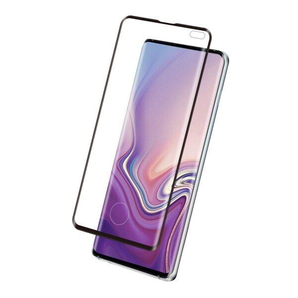 24hshop Eiger 3D Temperoitu Näytönsuoja Samsung Galaxy S10 Plus