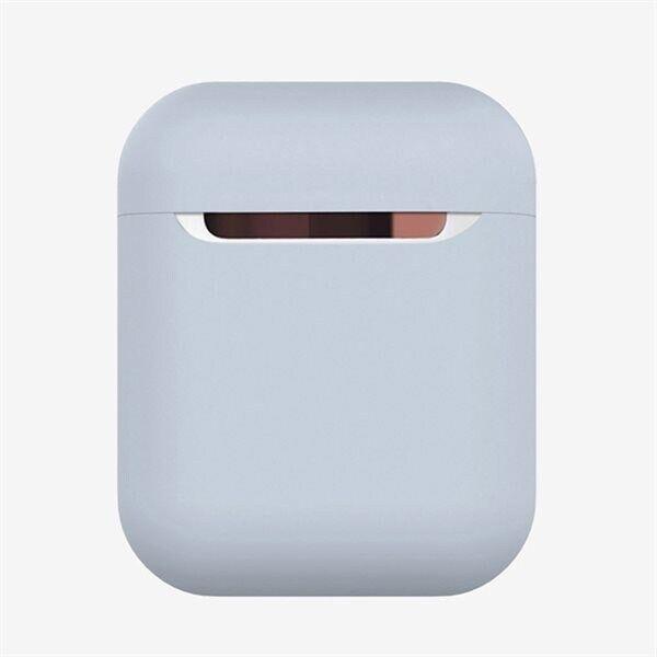 Apple Suojakotelo silikonia Apple AirPods 1 / 2 - Harmaa