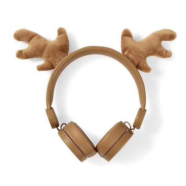 24hshop Nedis On-Ear Kuulokkeet Rudy Reindeer