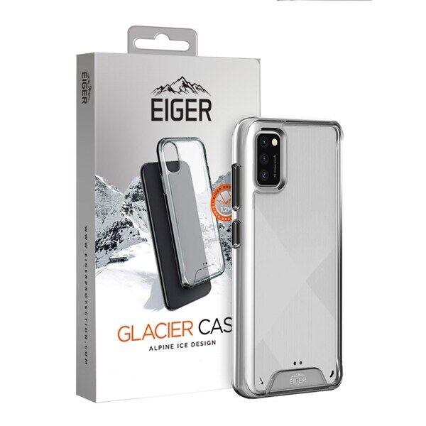 24hshop Eiger Glacier Case Samsung Galaxy A41 Kirkas