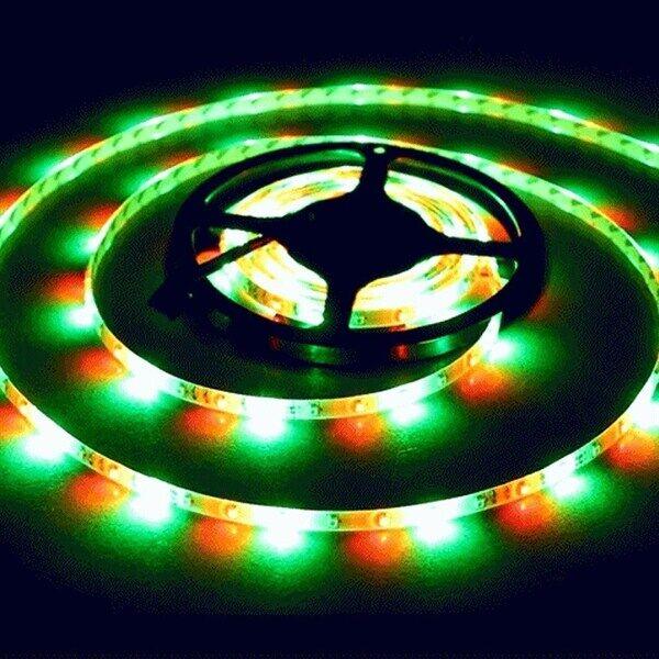 24hshop Koristevalaistus TV 24W 60 LED SMD 3528 USB - 5 Metriä