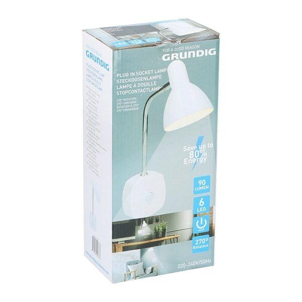 24hshop Grundig Plug In Lamppu